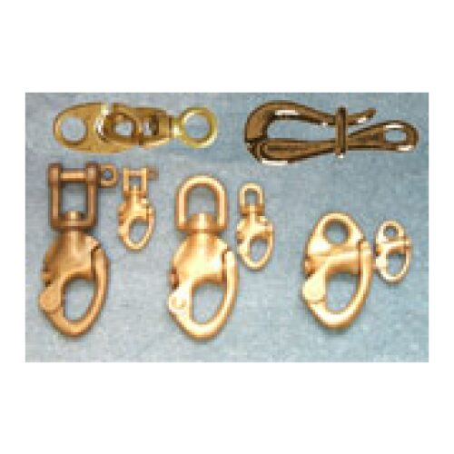 Snap Shackles & Clips